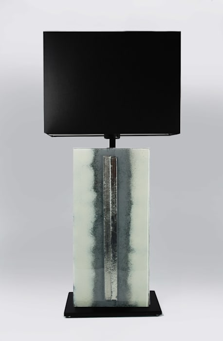 Edyta Baranska Design RecámarasIluminación Vidrio Metálico/Plateado