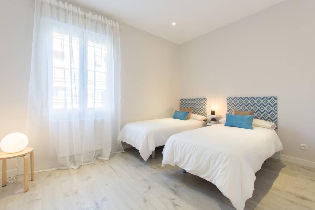 Dormitorio después de CASA IMAGEN