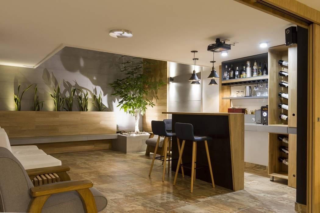 diseño interior jardín adentro Jardines de estilo clásico de Adrede Diseño Clásico