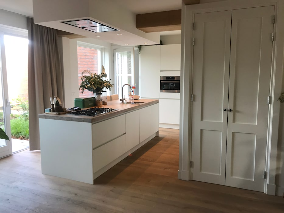 Interieur Design Woonkamer : Industrial living ardee design woonkamer door ardee parket