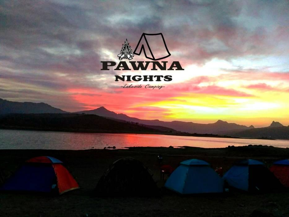 Front yard by Pawna Lake Camping   Pawna Nights,