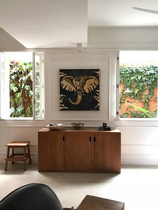 Casa - Humaitá :   por Maria Claudia Faro