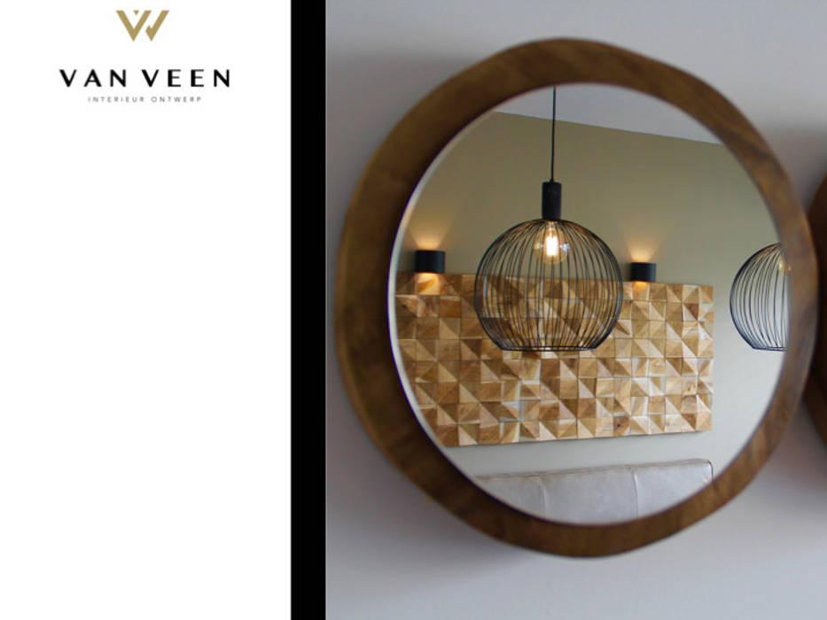 Decoratie moderne eetkamer door van veen interior design homify