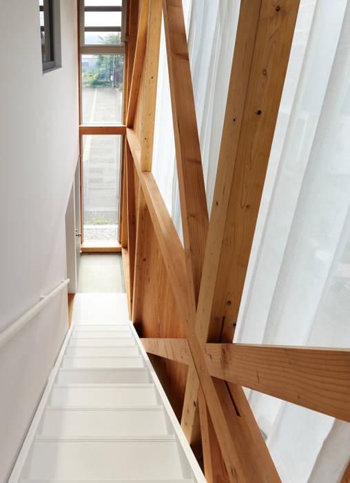by Takeru Shoji Architects.Co.,Ltd Eclectic