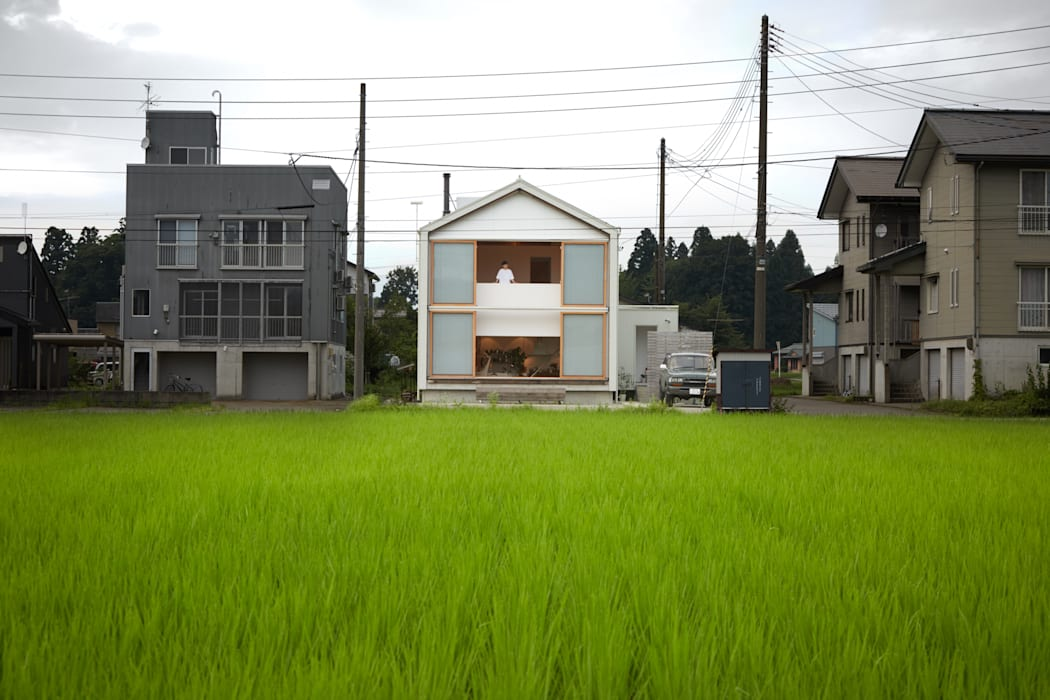 m house: Takeru Shoji Architects.Co.,Ltdが手掛けた家です。,