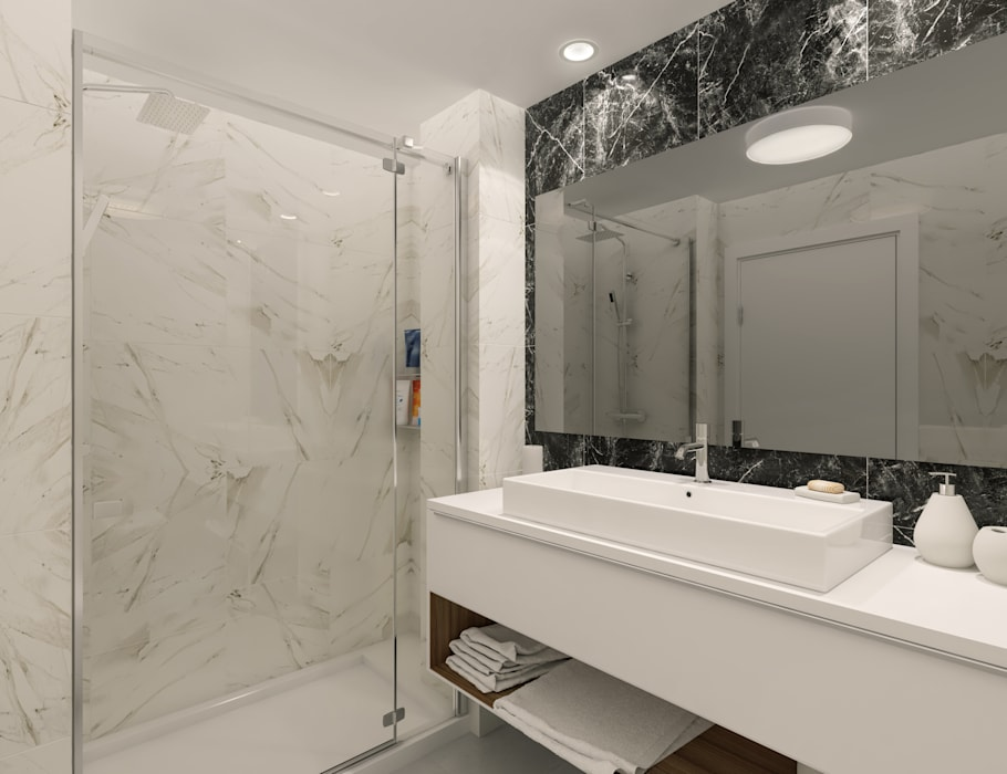 A3D INFOGRAFIA BathroomBathtubs & showers