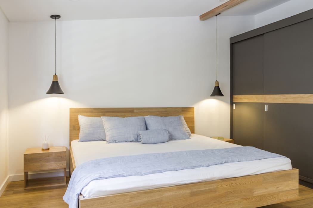 Bedroom by Adrede Diseño