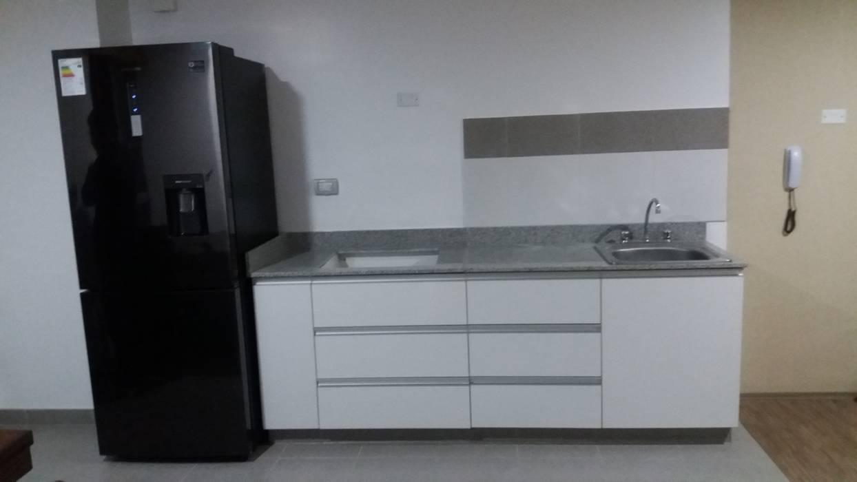 Fabricación muebles de cocina: cocinas de estilo por marshel duart ...