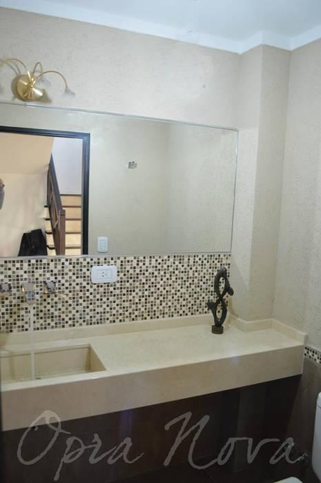 Salle de bains de style  par Opra Nova - Arquitectos - Buenos Aires - Zona Oeste,