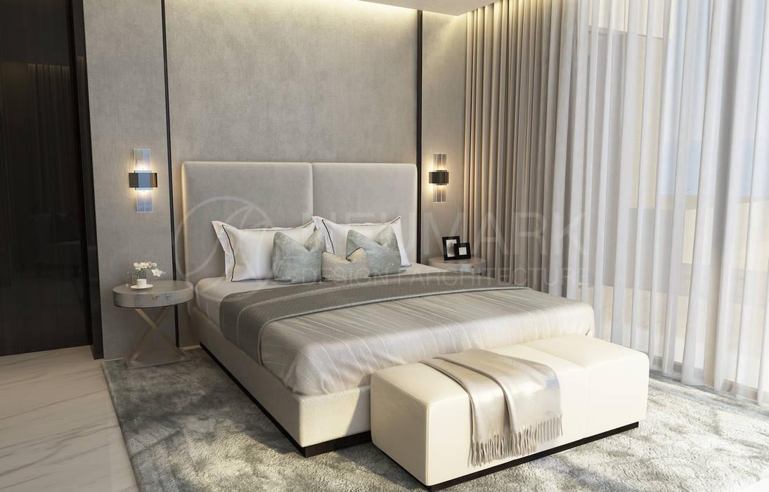 Modern Bedroom by Anton Neumark Modern