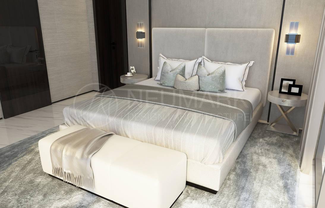 Bedroom by Anton Neumark, Modern
