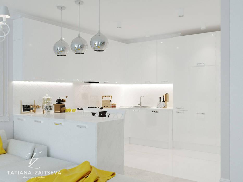 Кухня в классическом стиле от Design studio TZinterior group Классический