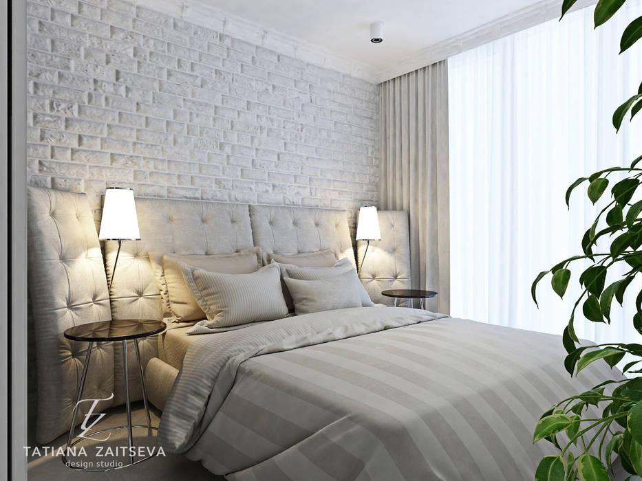 Спальня в классическом стиле от Design studio TZinterior group Классический