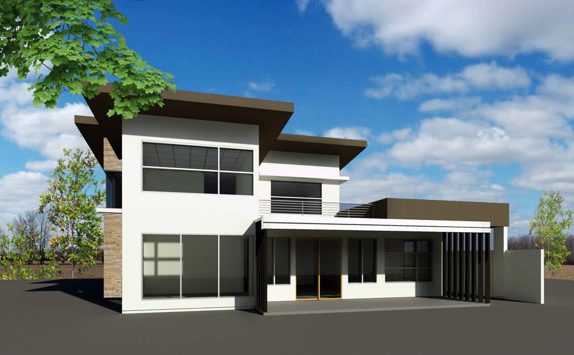 Houses by Zhardei Alyson Architect