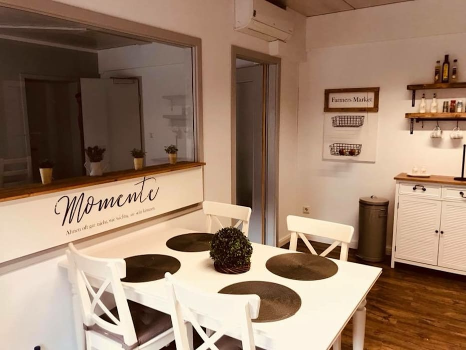 Interieur design sozialraum landhaus bürogebäude von ...