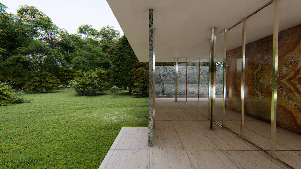 "Georg Kolbe's Alba (""Dawn""): Museos de estilo  por Gloriana Rada"