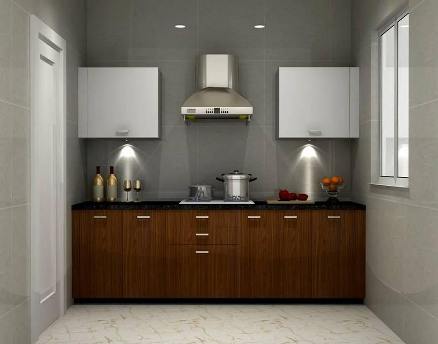 Kitchen :  Kitchen by Golden Spiral Productionz (p) ltd