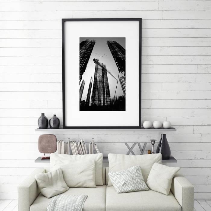 Living room catalogue : Ruang Keluarga oleh SPASIUM, Modern