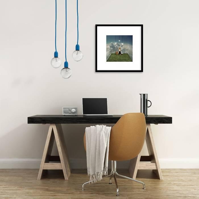 Salas de estilo moderno de SPASIUM Moderno