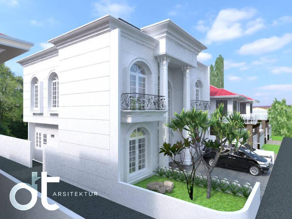 PROJECT JATI ASIH BEKASI: Rumah oleh Rumah Desain Tropis, Modern