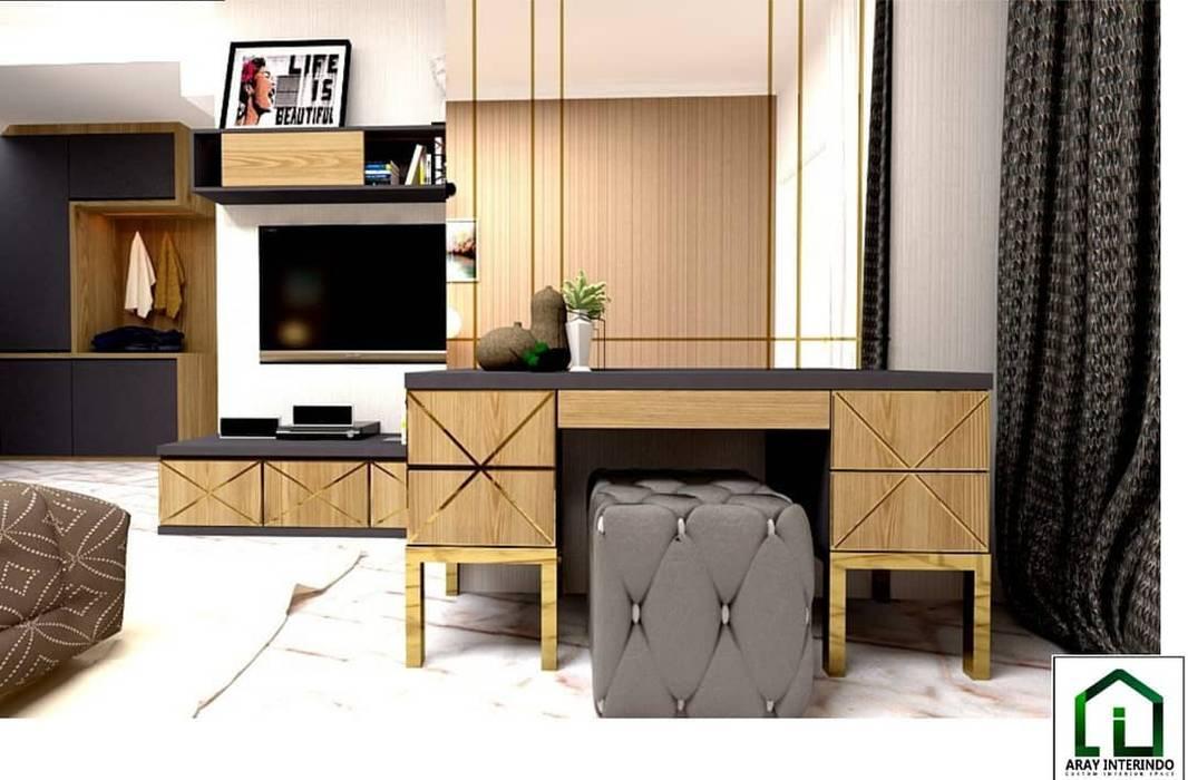 """design interior bedroom 1 at kota legenda cibubur:{:asian=>""""Asia"""", :classic=>""""klasik"""", :colonial=>""""kolonial"""", :country=>""""country"""", :eclectic=>""""eklektik"""", :industrial=>""""industri"""", :mediterranean=>""""mediterania"""", :minimalist=>""""minimalis"""", :modern=>""""modern"""", :rustic=>""""pedesaan"""", :scandinavian=>""""Skandinavia"""", :tropical=>""""tropis""""}  oleh Aray Interindo,"""