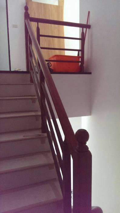 扶手樓梯工程 安登建設有限公司