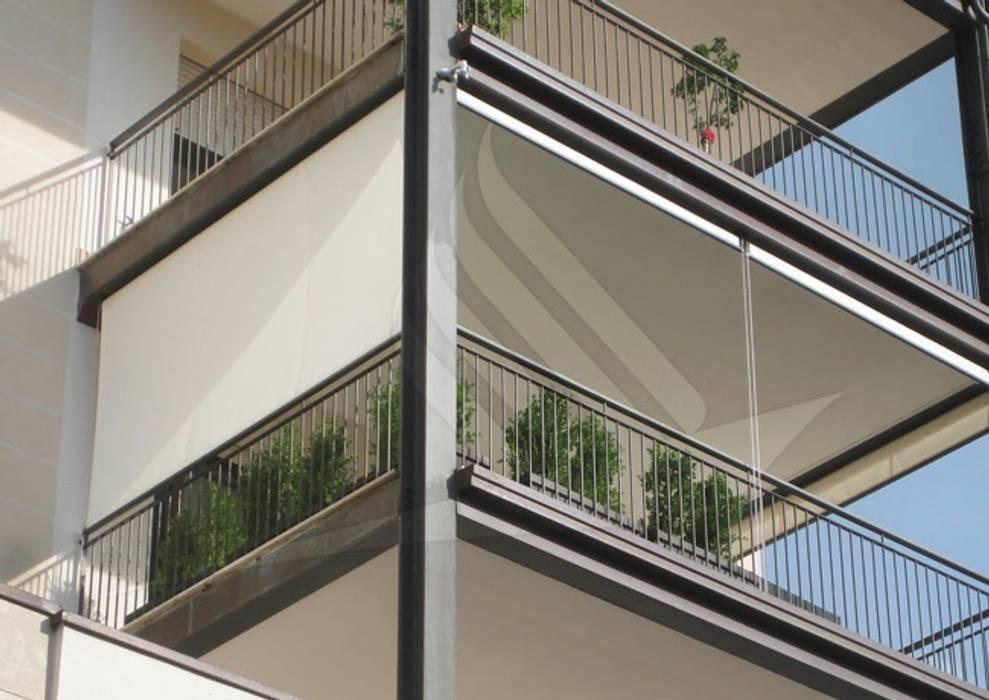 toldos para patio Toldos Para Patios Y Terrazas De Interiorismo 3p Homify