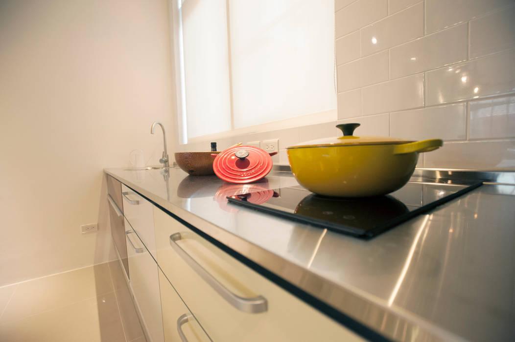 打造時尚住家 鈊楹室內裝修設計股份有限公司 廚房