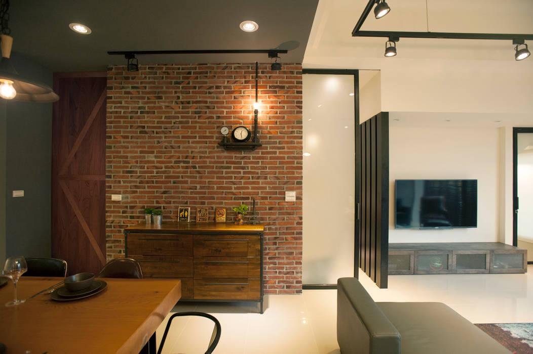 打造時尚住家 鈊楹室內裝修設計股份有限公司 牆面