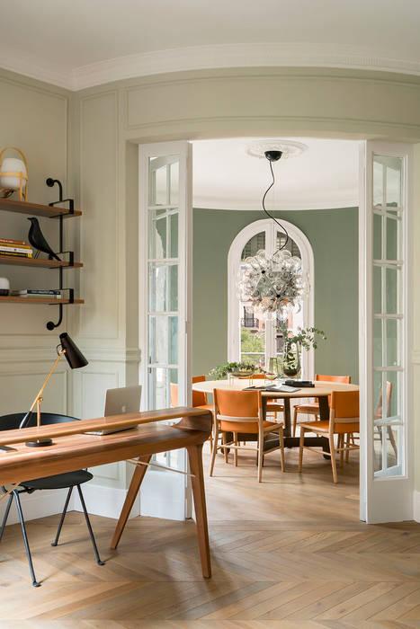 Столовые комнаты в . Автор – The Room Studio