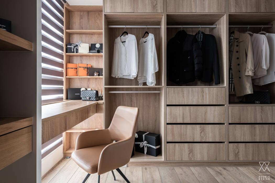 新北永和 敦南一品 Chen residence 双設計建築室內總研所 更衣室