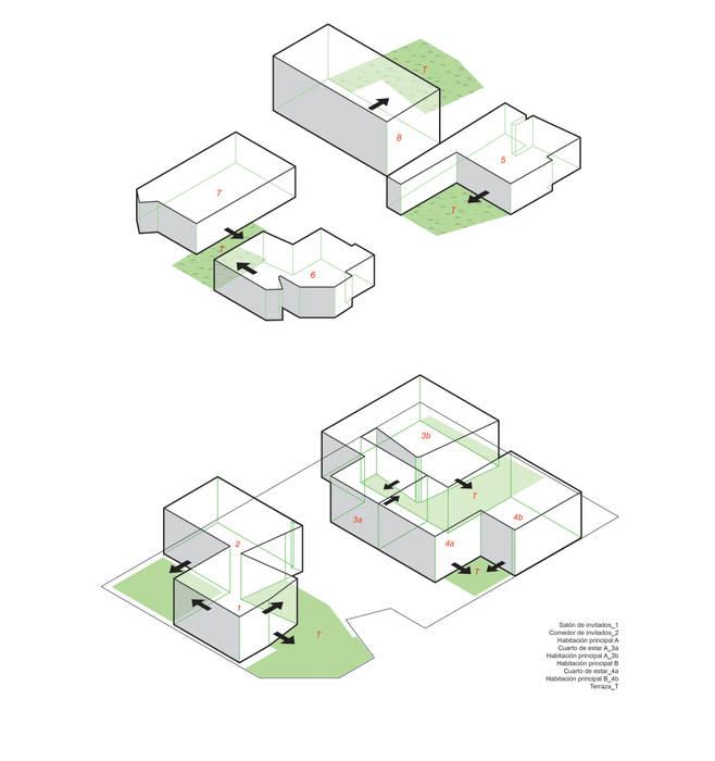de AGi architects arquitectos y diseñadores en Madrid Moderno