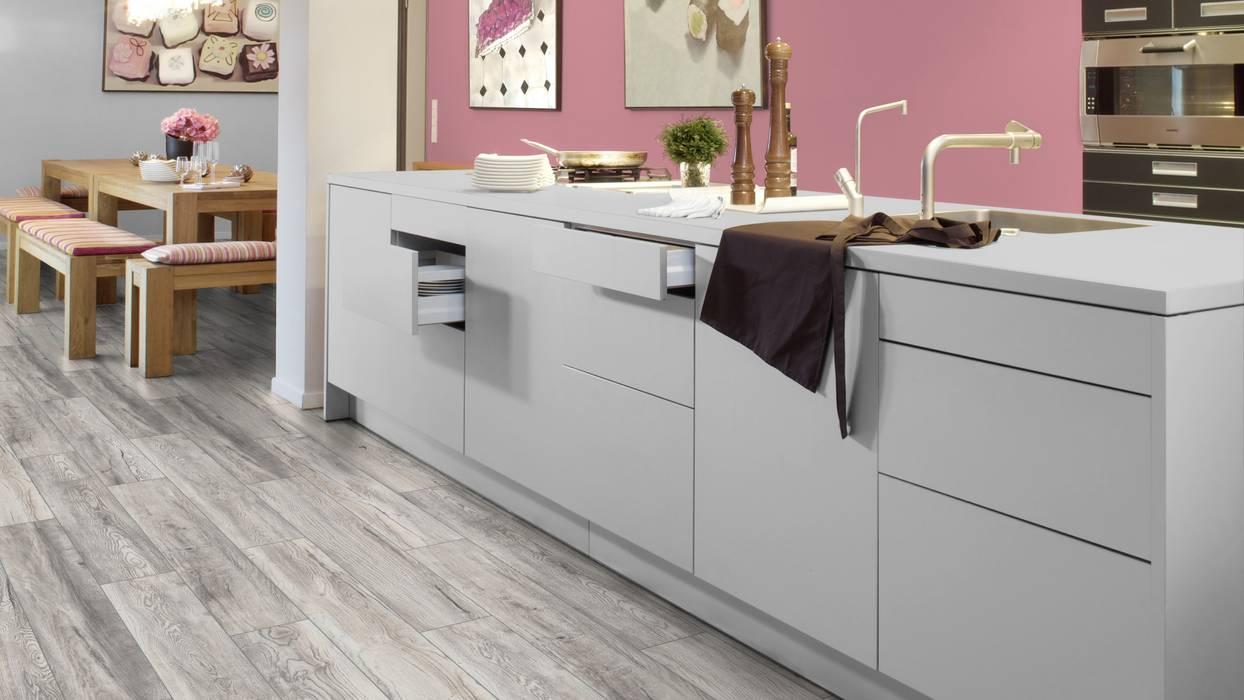 Cucina pavimento laminato ac5 alta resistenza di onlywood ...