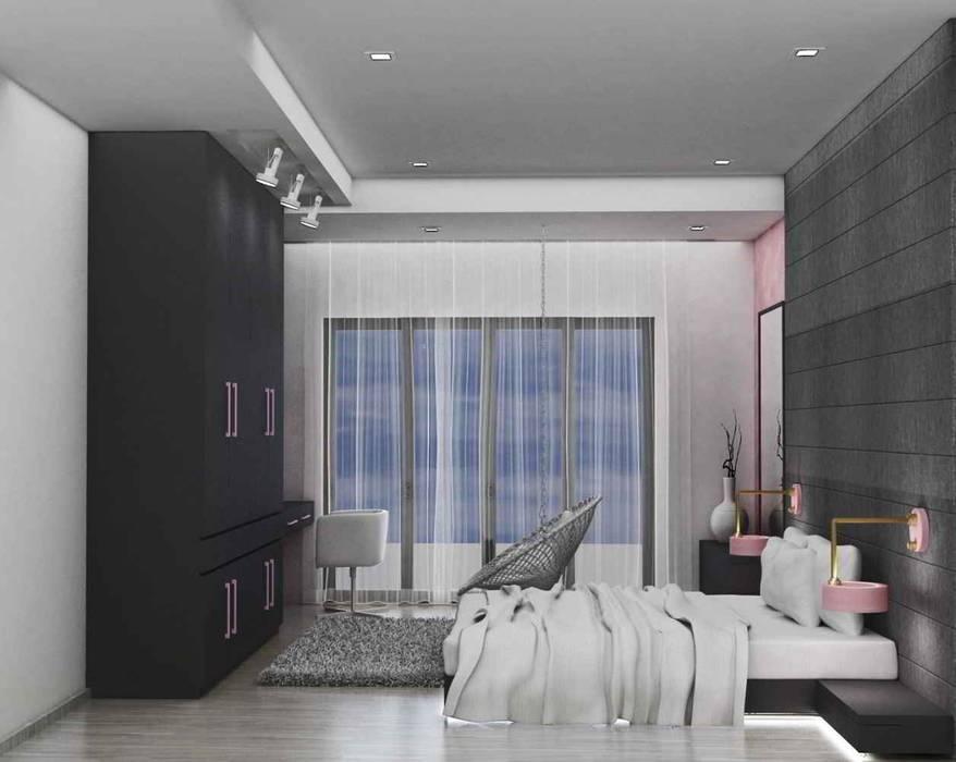 Bedroom Design Ideas:  Bedroom by Designism
