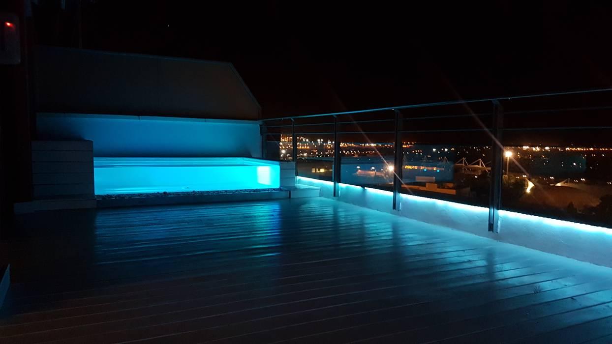 Duplex Alameda Valencia Balcones Y Terrazas De Estilo