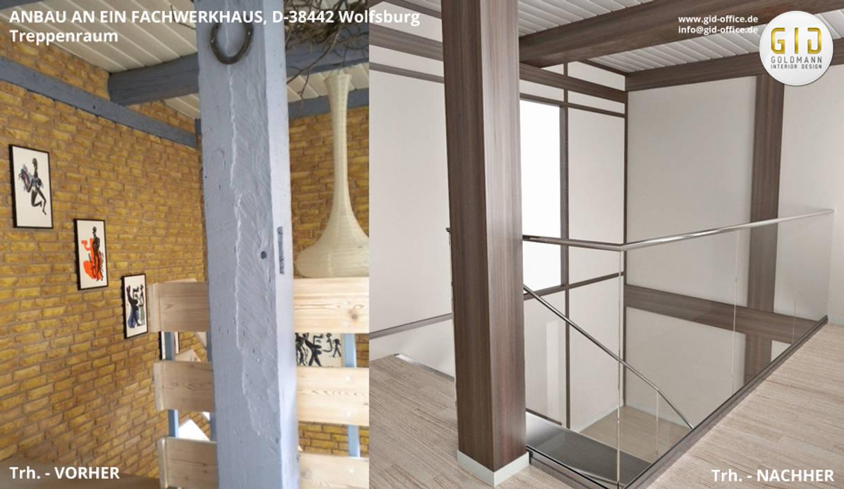 Denkmalgeschütztes Fachwerkhaus Wolfsburg Innenarchitektur