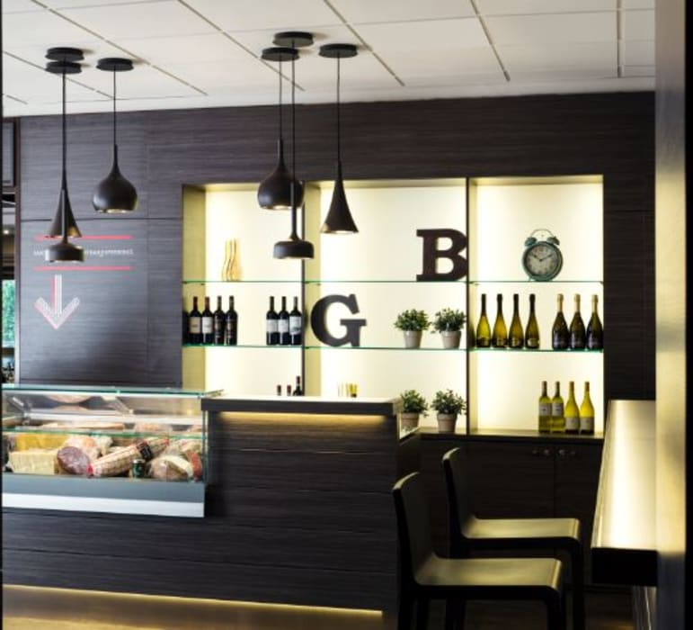 Gastronomy by LEDS C4, Modern