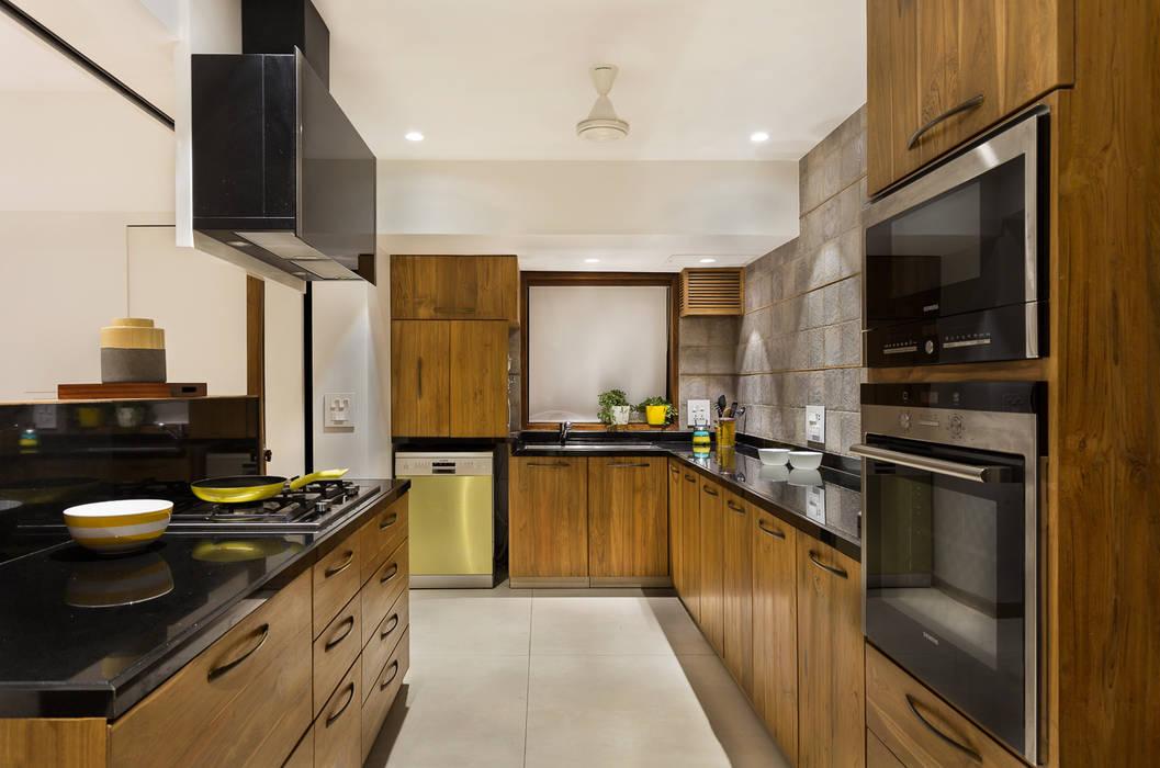 Open House:  Kitchen by Studio Nishita Kamdar