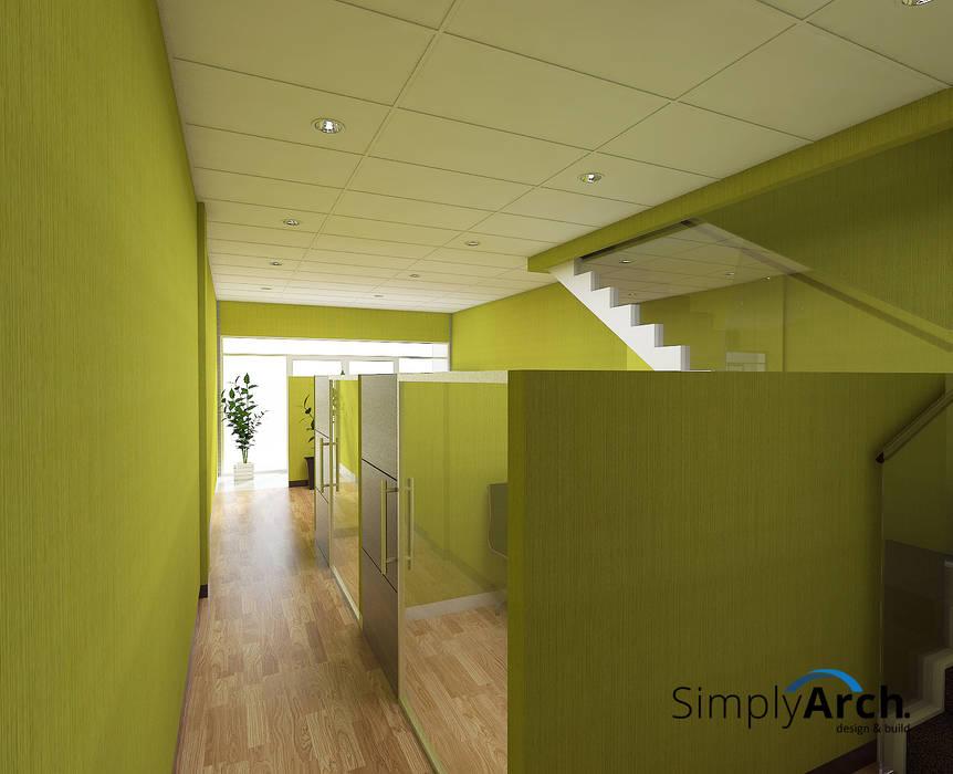 Office Project at Serpong - Tangerang Kantor & Toko Minimalis Oleh Simply Arch. Minimalis