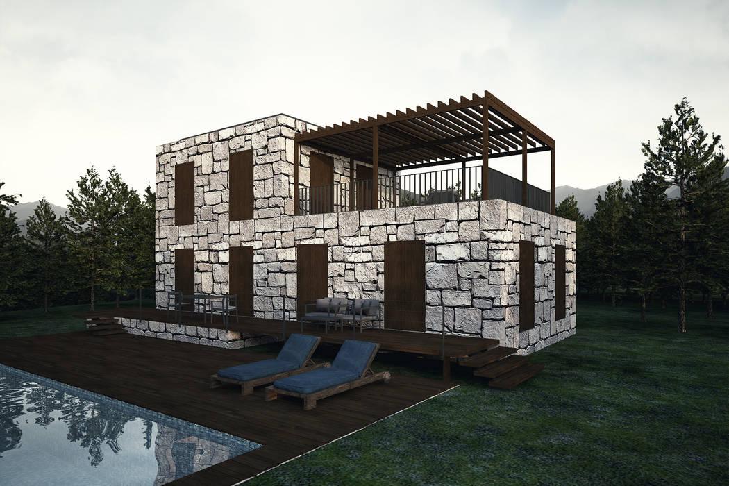 MORF – Balıkesir'de Taş Ev:  tarz Evler