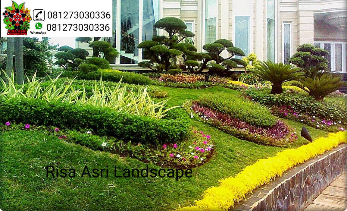 Landscape Ruang Komersial Modern Oleh taman Modern