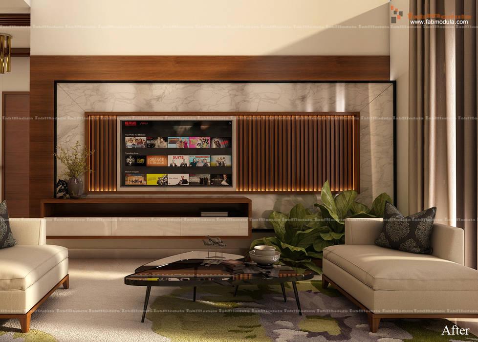 Living room Fabmodula