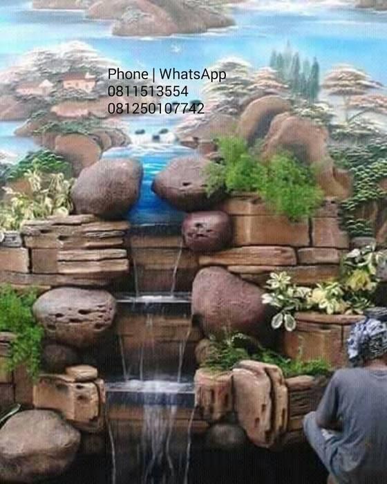 TUKANG TAMAN SURABAYA - jasataman.co.id Garden Plants & flowers Multicolored
