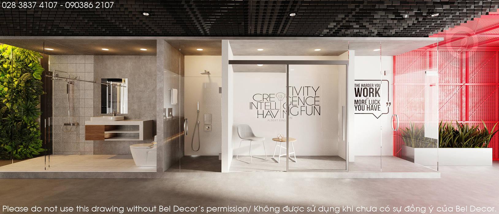 Thiết Kế Nội Thất Showroom (Sh1801):   by Bel Decor