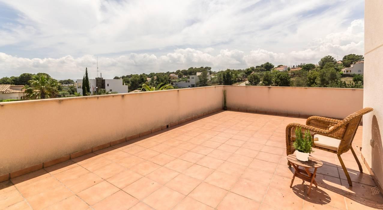Terrasse von home staging tarragona - deco interior | homify