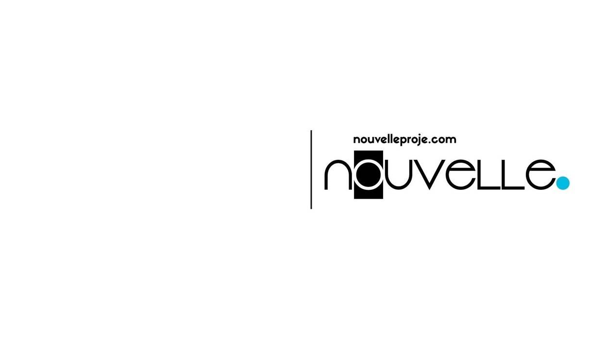 Modern houses by NOUVELLE. | Proje Danışmanlık Modern Stone