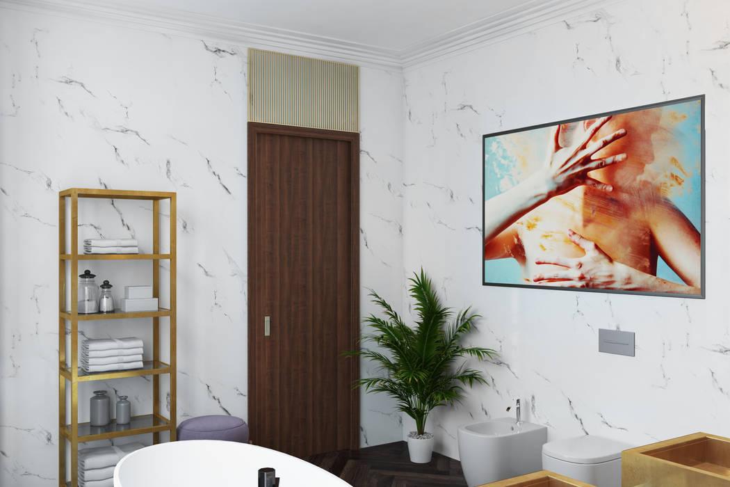 FISHEYE Architecture & Design ห้องน้ำ