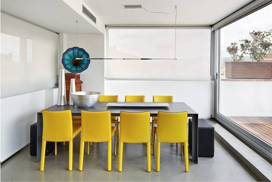 Comedor de la terraza: comedores de estilo de jsv-architecture | homify