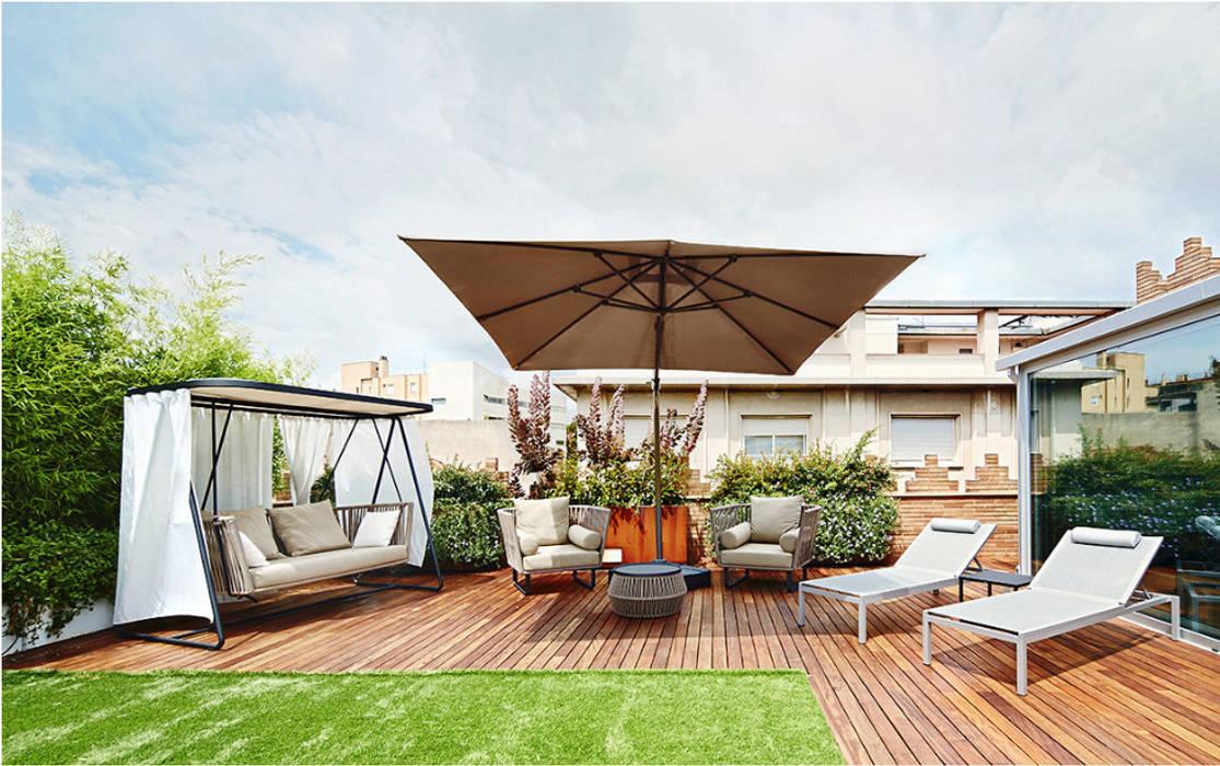 Terraza: Terrazas de estilo  de JSV-Architecture