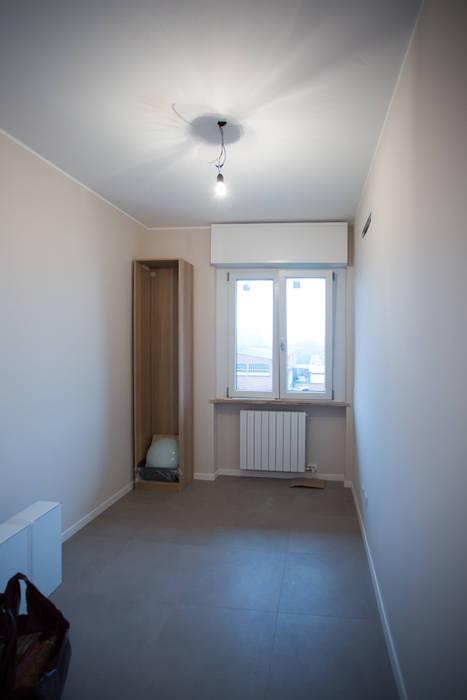 Ristrutturazione appartamento 100mq Milano: Studio in stile  di Ristrutturazione Case